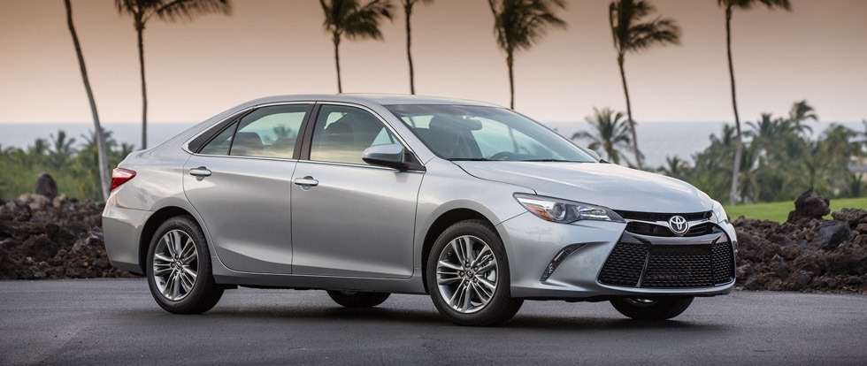 2017 Toyota Camry Model Specifications San Rafael