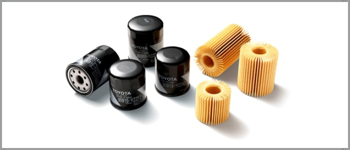 Toyota Car Oil Filters Wichita Falls