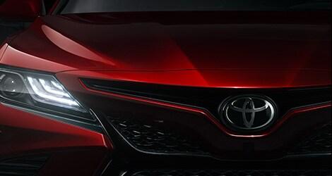 2018 Toyota Camry   Frank Toyota