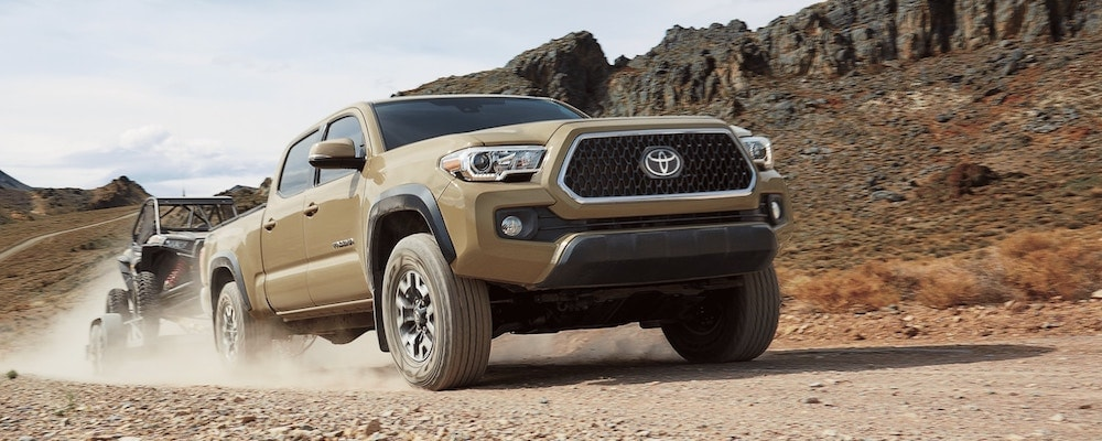 John Oneil Johnson Toyota >> Meet The Toyota Tacoma John O Neil Johnson Toyota