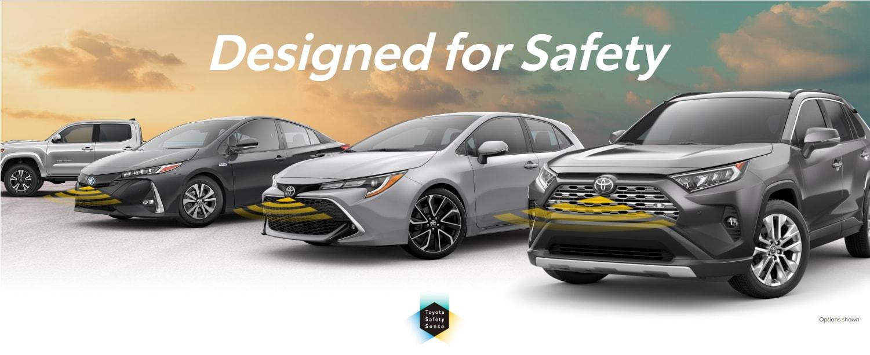 Santa Cruz Toyota >> Toyota Safety Sense Toyota Of Santa Cruz