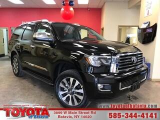 New 2019 Toyota Sequoia Limited SUV for sale Philadelphia
