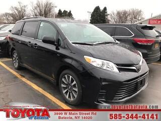 New 2019 Toyota Sienna LE 7 Passenger Van for sale Philadelphia