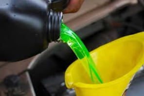 Discounted Fall Coolant Service