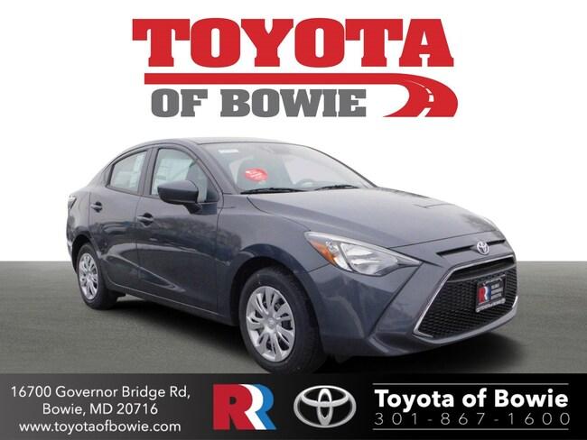 2019 Toyota Yaris L Sedan