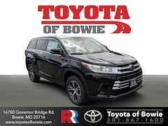 New 2018 Toyota Highlander LE SUV in Easton, MD