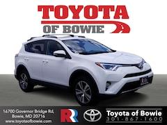 2016 Toyota RAV4 XLE AWD  XLE
