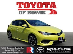 2018 Toyota Corolla iM CVT