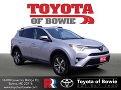 2017 Toyota RAV4 XLE XLE AWD