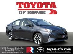 New 2018 Toyota Prius Three Touring Hatchback