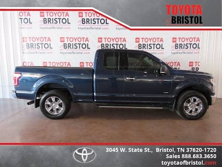 2016 Ford F-150 XLT for sale in Bristol TN