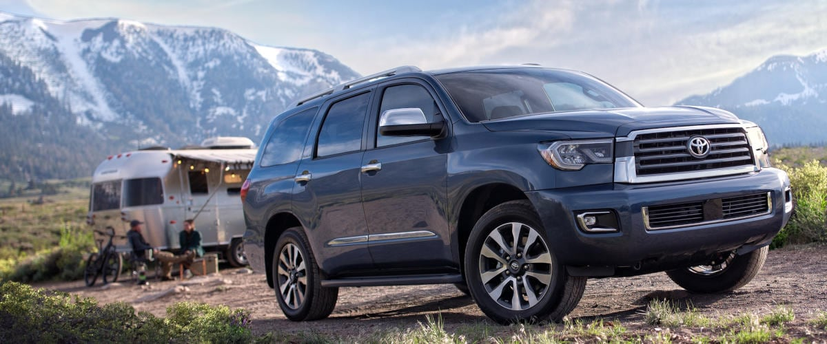 New 2019 Toyota Sequoia SUV Review