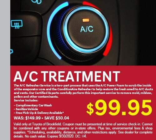A/C Treatment