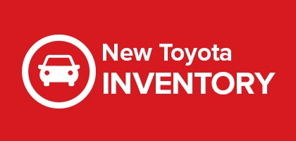 New Toyota Cars for Sale