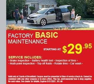 Factory Basic Maintenance