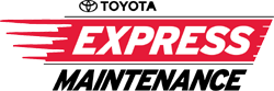 Toyota Express Oil Change