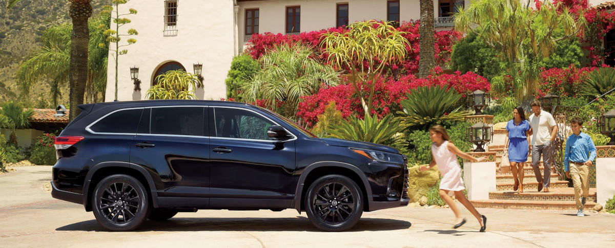 New 2019 Toyota Highlander SUV Review