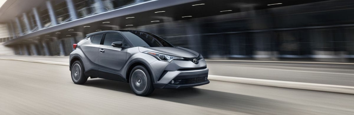 2019 Toyota C-HR Crossover Review