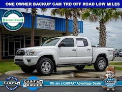 Used 2015 Toyota Tacoma PreRunner V6 Truck Double Cab in Brookhaven, MS