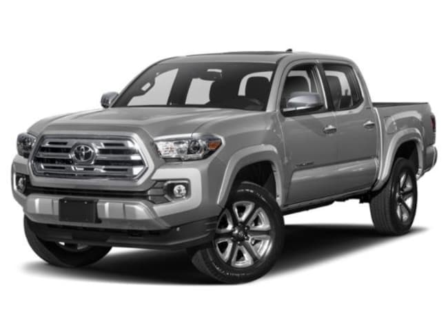 New 2019 Toyota Tacoma SR5 V6 Truck Double Cab Brookhaven, MS