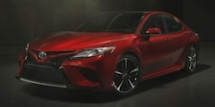 Certified 2018 Toyota Camry Sedan in Brookhaven, MS
