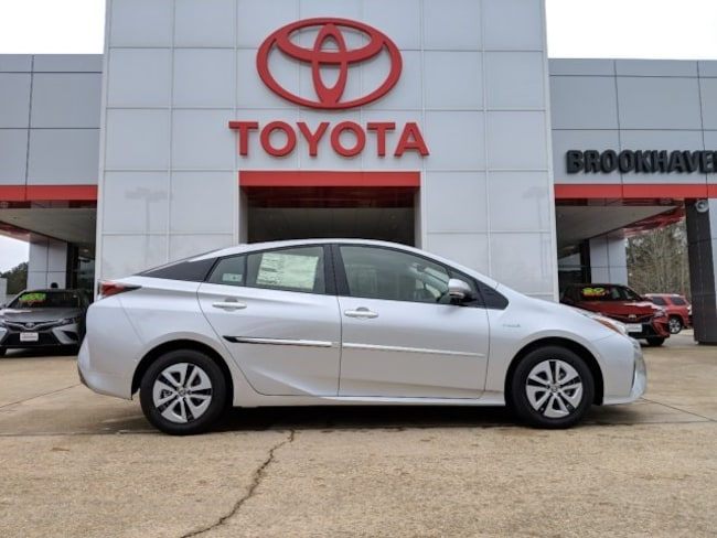 New 2018 Toyota Prius Two Hatchback Brookhaven, MS
