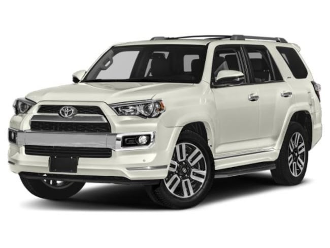 New 2019 Toyota 4Runner Limited SUV Brookhaven, MS