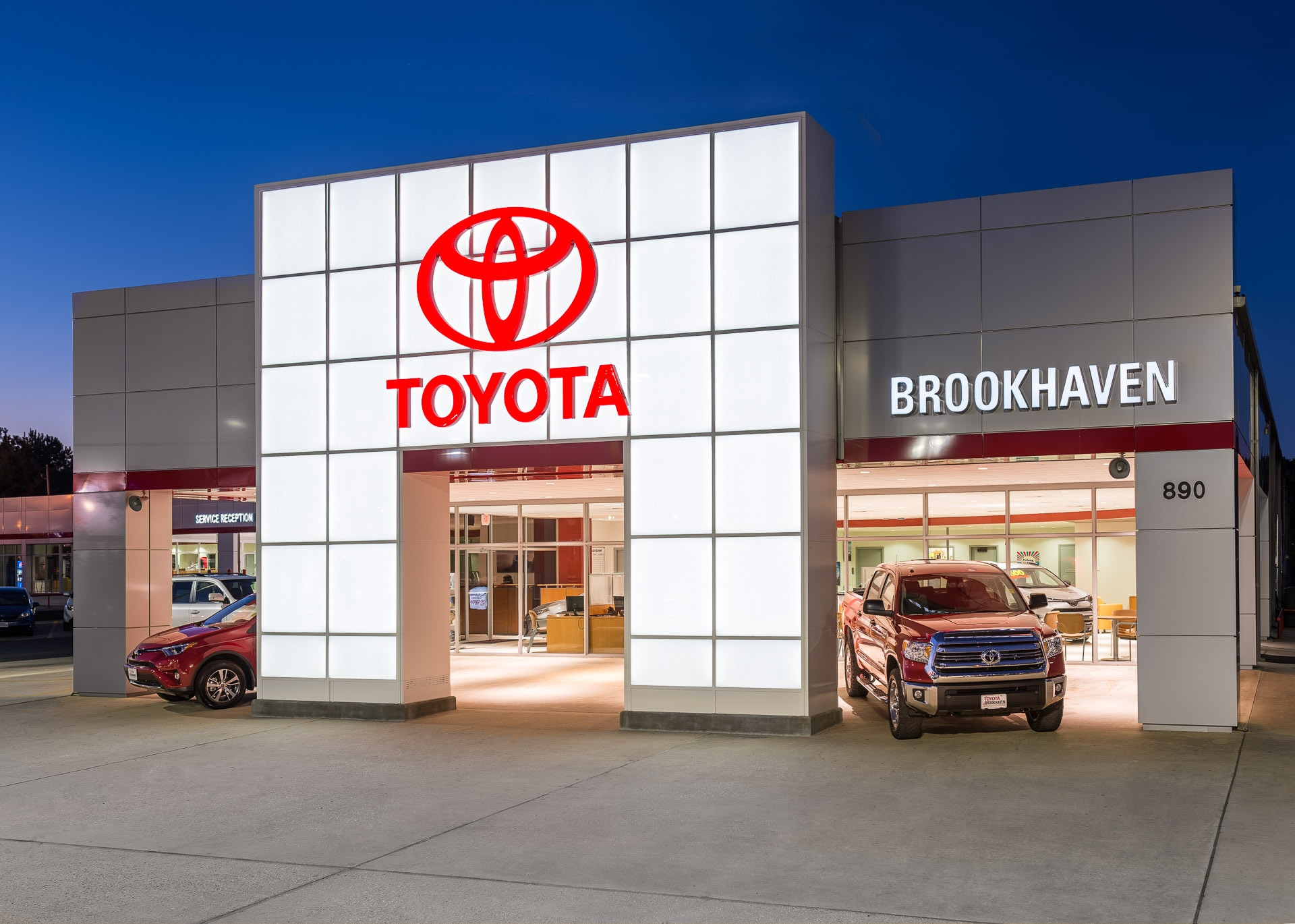 Toyota Dealership Jackson Ms >> Write a review   Toyota of Brookhaven
