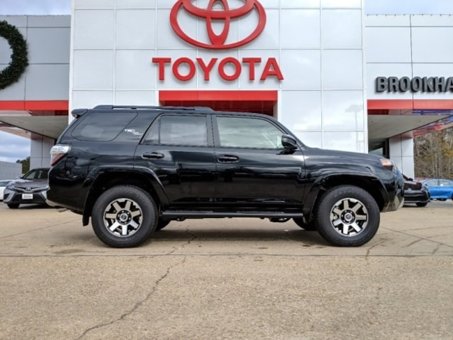 New 2019 Toyota 4Runner TRD Off Road SUV Brookhaven, MS