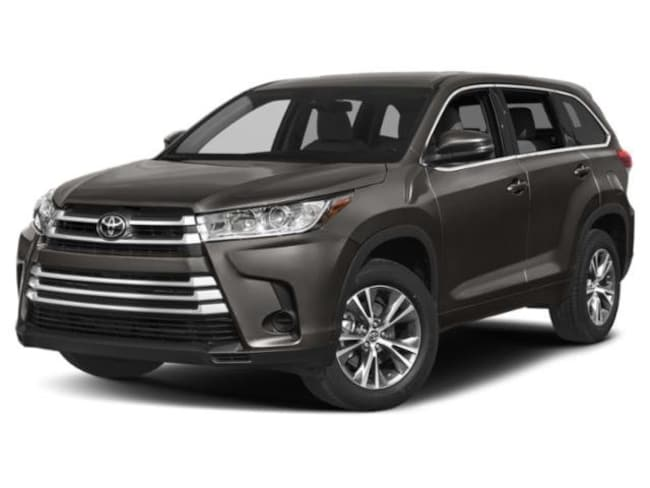 New 2019 Toyota Highlander LE Plus V6 SUV Brookhaven, MS