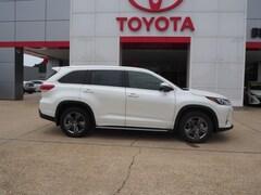 New 2019 Toyota Highlander Limited Platinum V6 SUV in Brookhaven, MS