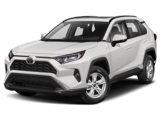 New 2020 Toyota RAV4 LE SUV Brookhaven, MS