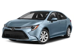 New 2020 Toyota Corolla LE Sedan in Brookhaven, MS