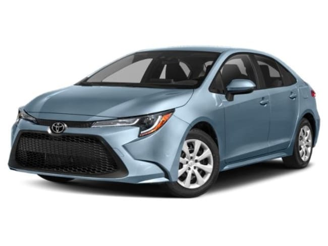 New 2020 Toyota Corolla LE Sedan Brookhaven, MS