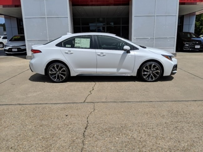 New 2020 Toyota Corolla SE Sedan Brookhaven, MS
