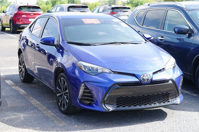 Used 2018 Toyota Corolla L Sedan Brookhaven, MS
