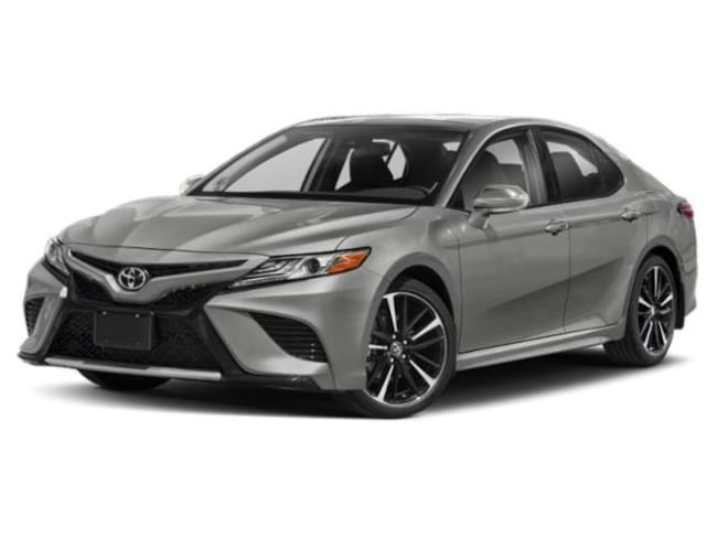 New 2019 Toyota Camry LE Sedan Brookhaven, MS