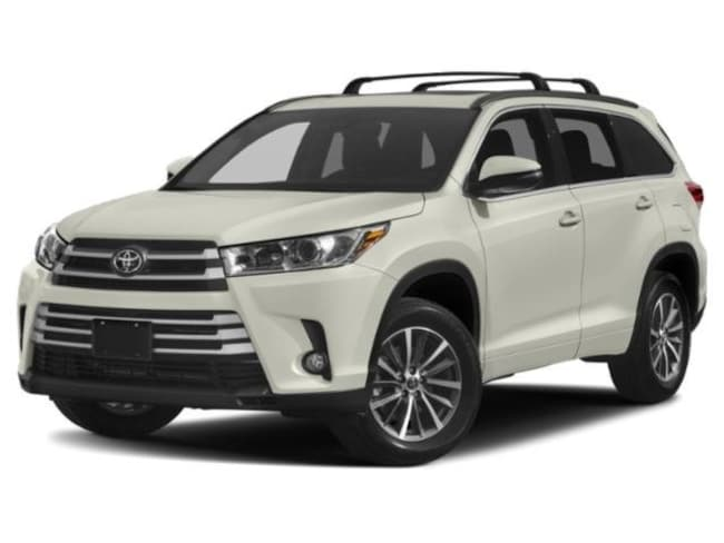 New 2019 Toyota Highlander XLE V6 SUV Brookhaven, MS
