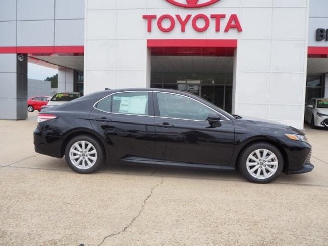 New 2019 Toyota Camry LE Sedan Brookhaven, MS