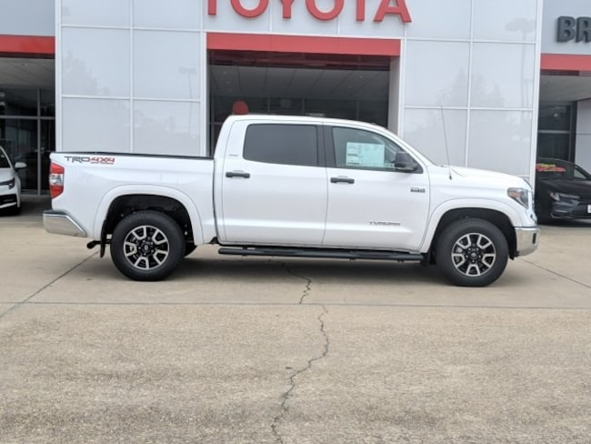 New 2019 Toyota Tundra SR5 5.7L V8 Truck CrewMax Brookhaven, MS