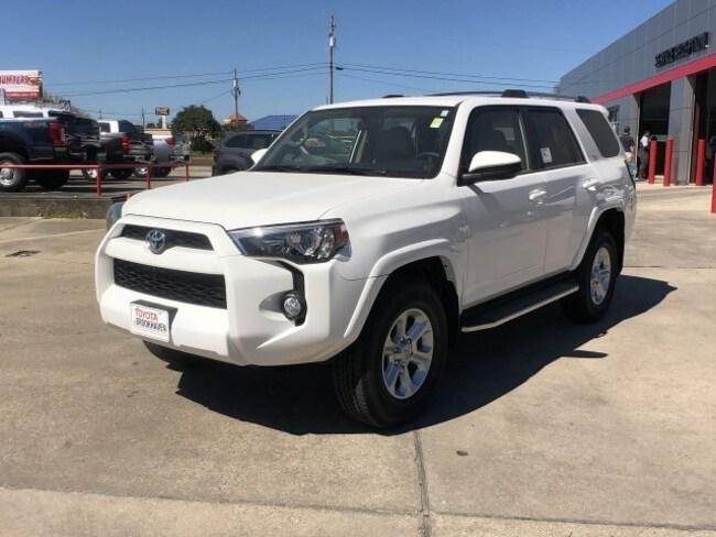New 2019 Toyota 4Runner SR5 SUV Brookhaven, MS