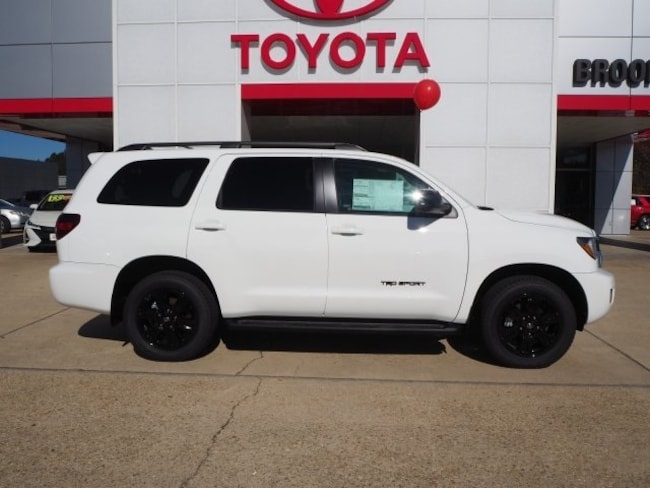 New 2019 Toyota Sequoia TRD Sport SUV Brookhaven, MS