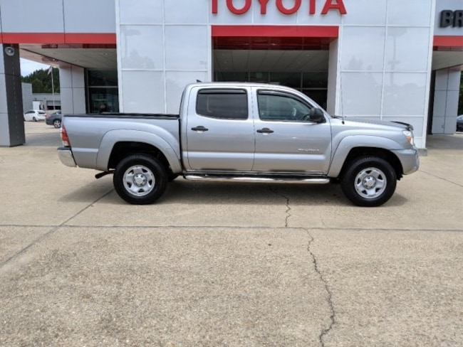 Used 2015 Toyota Tacoma Truck Double Cab Brookhaven, MS