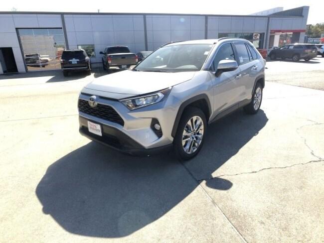 New 2019 Toyota RAV4 XLE Premium SUV Brookhaven, MS