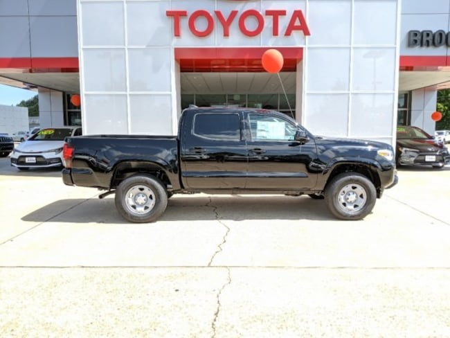New 2019 Toyota Tacoma SR Truck Double Cab Brookhaven, MS