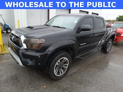 Used 2012 Toyota Tacoma PreRunner V6 Double Cab Truck Double Cab in Brookhaven, MS