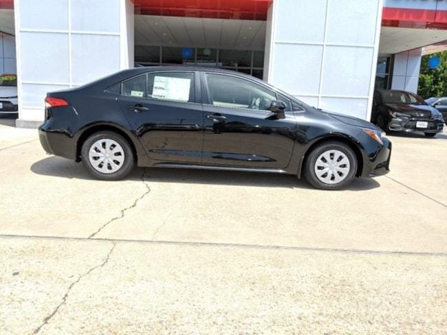 New 2020 Toyota Corolla L Sedan Brookhaven, MS