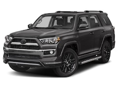 New 2019 Toyota 4Runner Limited Nightshade SUV in Brookhaven, MS