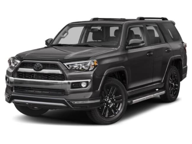 New 2019 Toyota 4Runner Limited Nightshade SUV Brookhaven, MS