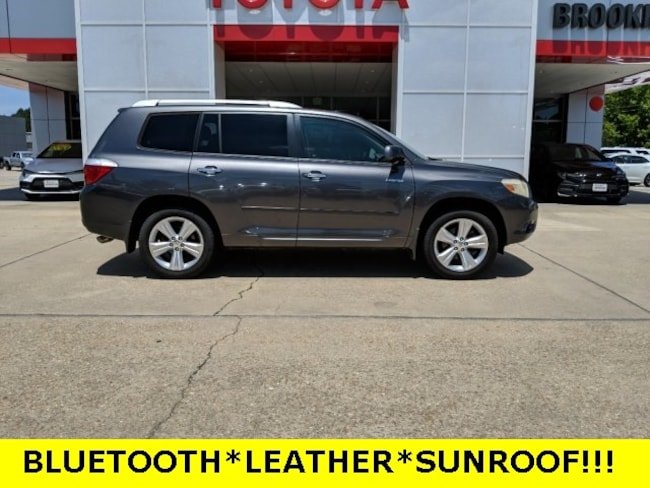 Used 2008 Toyota Highlander SUV Brookhaven, MS